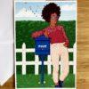 Carte postale - Post Box